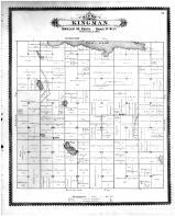 Kingman Township, Fox Lake, Renville County 1888